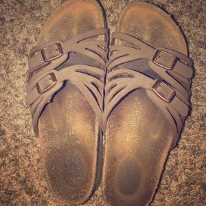 Birkenstock size 38 used in good condition